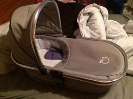 Silvermint main carrycot