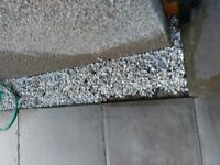 white stones for garden or path free