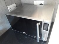 Delonghi stainless steel microwave for sale