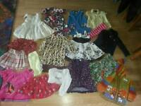 LOVELY GIRLS CLOTHES BUNDLE 1.5-2 2-3 3-4