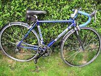 Brian Rourke 853 Steel Road Bike 18* Frame