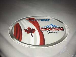 "It's Canada's 150th!! To Celebrate, ALL ""Canadian Series"" Tubs Under Our Roof Are Marked Down To Move!! Don't Miss Out!!"
