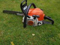 stihl 181c chainsaw