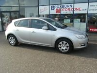2011 61 VAUXHALL ASTRA 1.4 EXCLUSIV 5d 98 BHP **** GUARANTEED FINANCE ****
