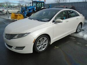 2014 Lincoln MKZ ECOBOOST MAGS TOIT PANO CUIR NAVI