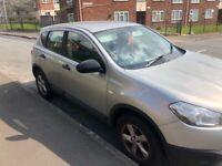 Nissan, QASHQAI, Hatchback, 2010, Manual, 1598 (cc), 5 doors