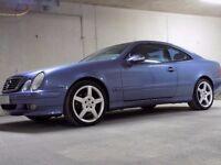 Mercedes Coupe CLK 320 Avantgard Automatic 2000
