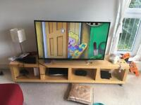 TV Unit with wheels
