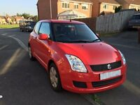 Suzuki swift **19,000 MILES**