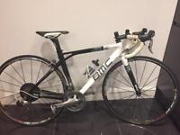 Ladies BMC pure PRO1 road bike