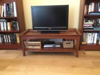 Occasional / coffee / TV table - solid cherrywood
