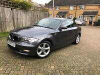 BMW 1 series cope automatic 2.0 120d