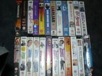 Job Lot of VHS Video Tapes, Films, Comedy, Series, etc - Price is for Lot