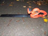 Sovereign electric hedge trimmer