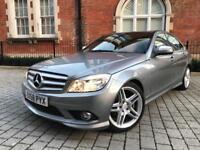 Mercedes-Benz C Class C 180 KOMPRESSOR SPORT 1.8 PETROL ** IMMACULATE** PX WELCOME not c220d c200
