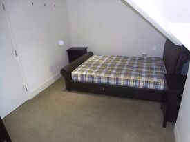 Executive Studio apartment, water, heating & wifi included in rent - WESTERN ELMS AV