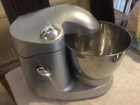 Kenwood cake mixer, processor and liquidiser