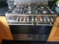 Kenwood electric double oven