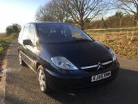 Citroen C8 2.0 HDi 16v SX 6 Speed 5dr,2006 (56 reg), MPV, MOT due 01/10/2017,£1,595