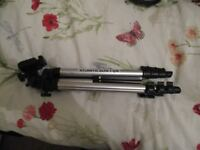 For Sale: Jessops Atlantic Tripod ALFA 3 Q/R and Sandstrom camera case
