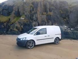 Volkswagen caddy no vat