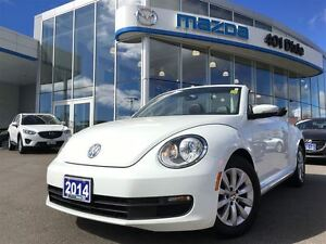 2014 Volkswagen Beetle Comfortline 2.5L 6sp at Tip