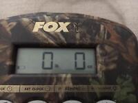Fox Camo Digital Scales