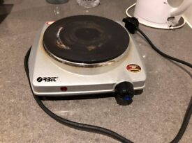 Single Electric Hob for £5