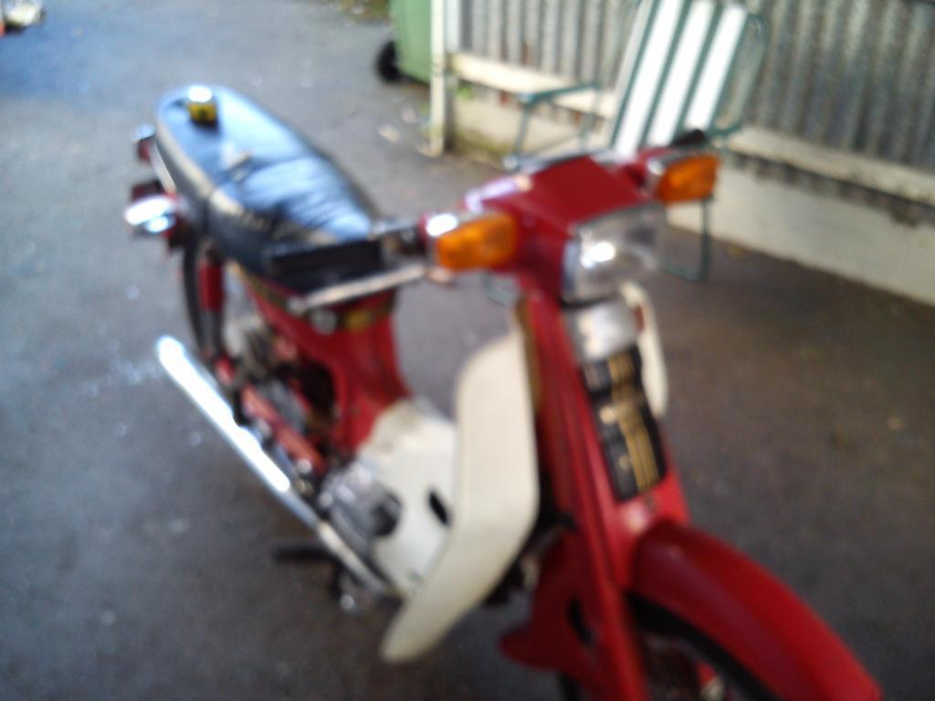 For Sale 1982 Fr 50 Suzuki 2stroke Red 325 In Banbridge County Moped Scooter