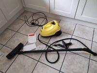 Household steam cleaner