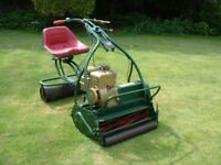 Webb Ride on Lawnmower