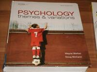 Psychology Themes Text Book/Sociology/Earth & Its People