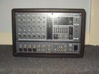 Yamaha Powered Mixer & Speakers