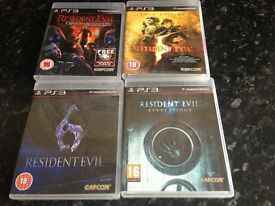 ps3 games all in perfect condition 9 games