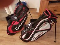 Brand new Taylormade stand bags.