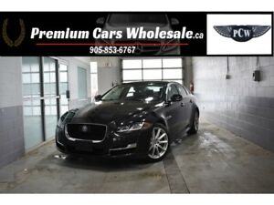 2016 Jaguar XJ R-Sport LOW KM ONLY 15, 000 / NAV / NO ACCIDENTS