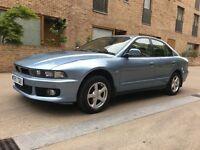 2000 | Mitsubishi Galant 2.4 | Automatic | 1 Year MOT | Very Good Condition