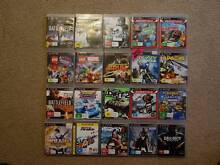 PLAYSTATION 3 GAMES Hallett Cove Marion Area Preview