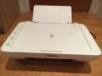 Canon Pixma printer and scanner