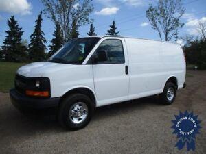 "2017 Chevrolet Express 2500 135"" WB Cargo Van, 3.42 Rear Axle"