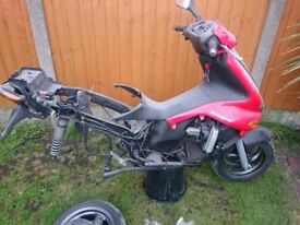 GILERA RUNNER 200VXR SPARES OR REPAIR