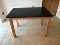 Granite topped table