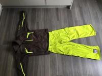 Salomon Ski Jacket and Nike 6.0 Ski Pants / Salopettes