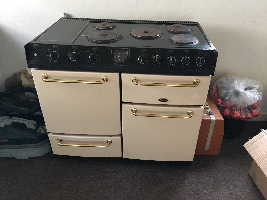 Belling Farmhouse Electric Range Cooker in Norwich Norfolk