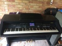 Technics SKPR702 digital piano, full size, 88 weighted keys, good action,