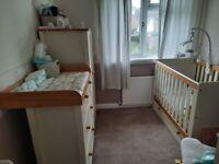 5 Piece Nursery furniture set