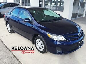 2013 Toyota Corolla 4 Dr Auto CE Package