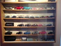 BMW X5 Model Cars, various colours, makes and scales
