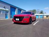 American 2016 Dodge Charger Blacktop Edition