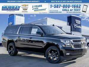 2018 Chevrolet Suburban **Sunroof!  22 Aluminium Wheels!**